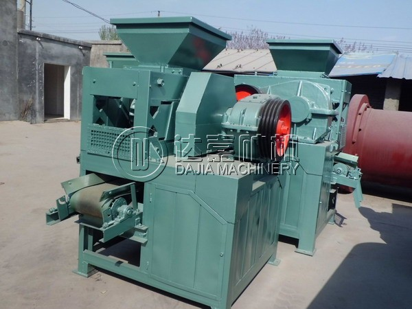 Briquette Press Machine