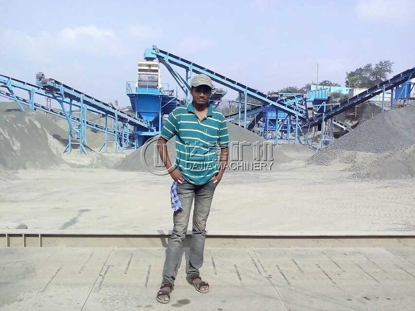 Various Crushing Plant