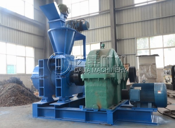 High Pressure Dry Briquette Machinery