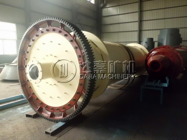 ceramic liner ball mill