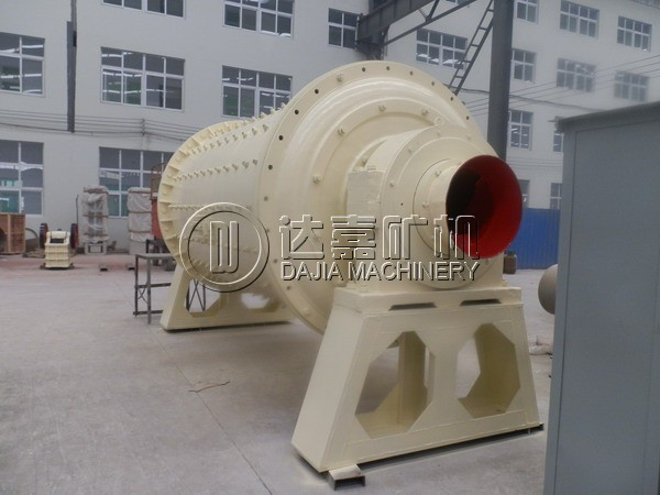 ball mill with rubber liner