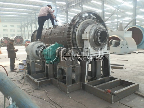 ball mill production