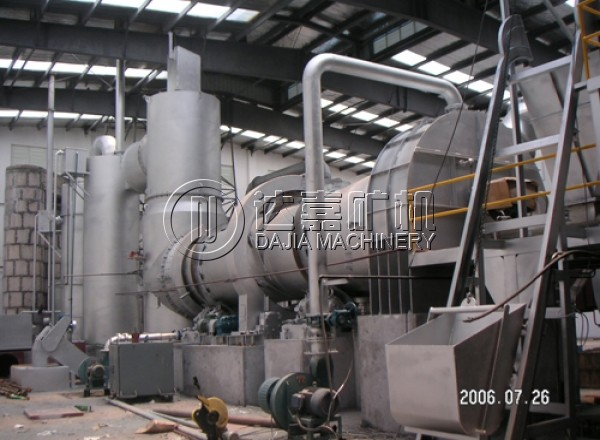 Medical Waste Calcination Plant