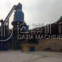 600-800TPD Quick Lime Plant in China