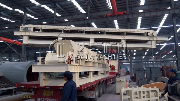 chain conveyor machine