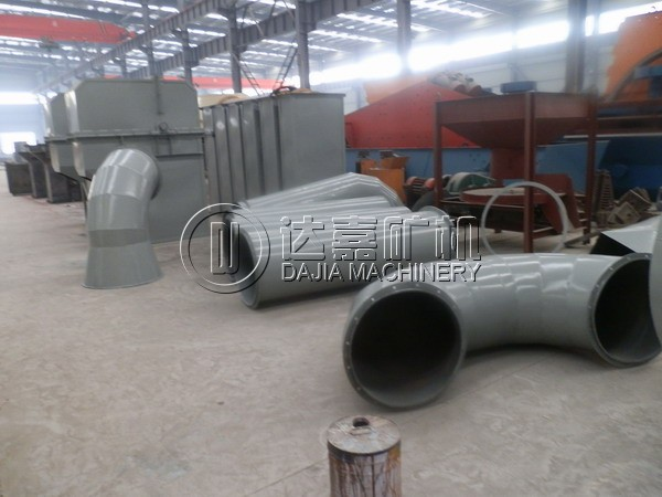 dust collector pipe