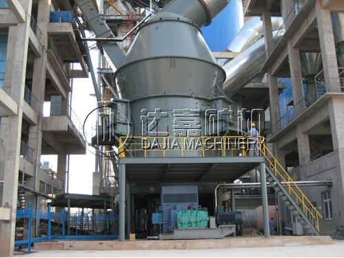 Vertical Roller Mill