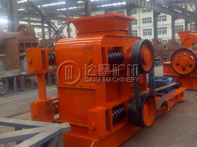 Four Roller Crusher