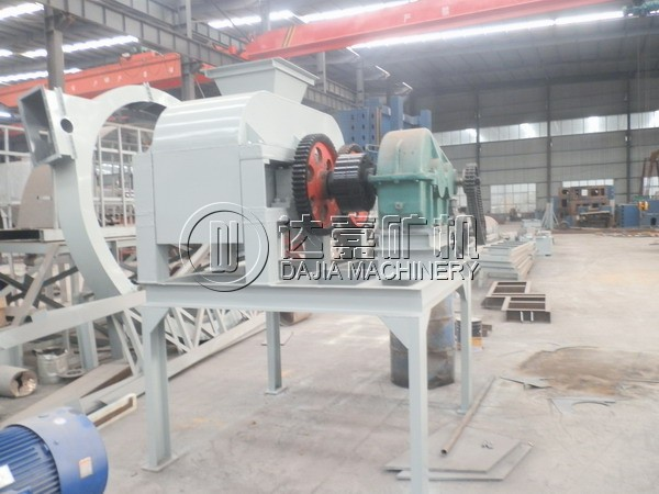 clay pellet machine