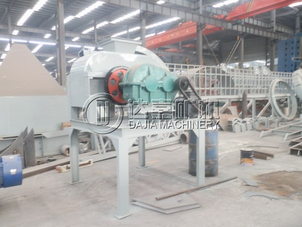 fly ash pellet machine
